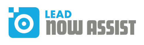 Lead Now Assist Logo